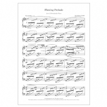 Flowing Prelude (No. 1 from 15 Preludes for piano)   DIGITAL -  Iain James Veitch